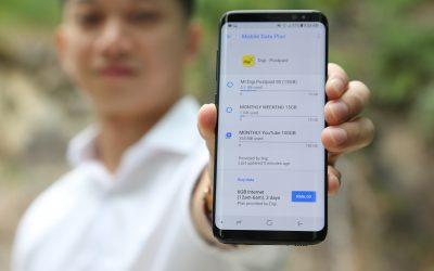 Digi and dtac are first telcos to launch digital solution with Google for Android users to ease data top-up